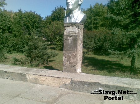 Ремонт мемориала Славы
