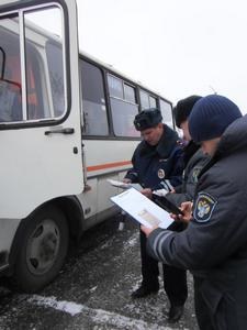 Рост ДТП по вине водителей автобусов