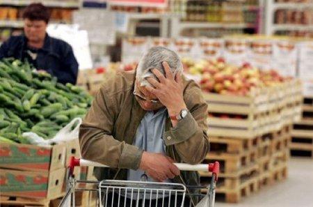 Цены на продукты рванули вверх